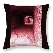 Foretime Throw Pillow