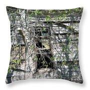 Forgotten 11 Throw Pillow