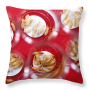 Formosan Subterranean Termites Throw Pillow by Science Source