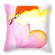 Forthcoming Throw Pillow