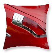 Forty Nine Buick Throw Pillow