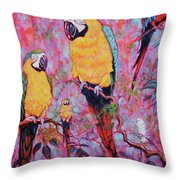 Captive Souls Dreaming Of Home Throw Pillow