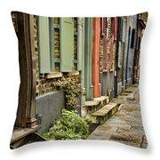 Fournier Street Throw Pillow