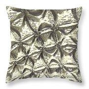 Fractal Wall Throw Pillow