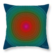 Fragile And Warm Throw Pillow