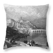 France: Blois Throw Pillow