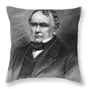 Francis Lieber (1800-1872) Throw Pillow