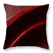 Free Form  Throw Pillow by Richard Rizzo