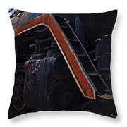 Freedom Engine Throw Pillow