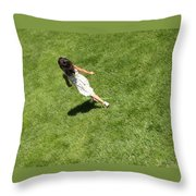 Freiheit - Freedom Throw Pillow