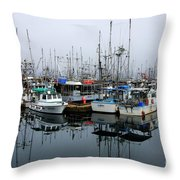 French Creek  Throw Pillow