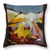 French Farm Throw Pillow
