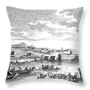French Revolution: Vendee Throw Pillow