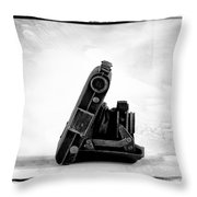 From A Bygone Era Throw Pillow