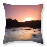 From Light To Light Throw Pillow