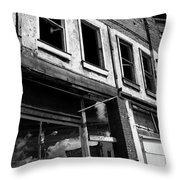 From The Inside Throw Pillow