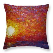 From The Wall Throw Pillow