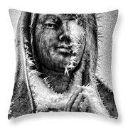 Frozen Mother Throw Pillow