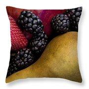 Fruit 2 Throw Pillow