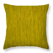 Fruiting Moss Throw Pillow