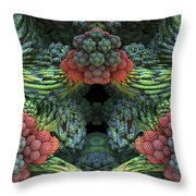Fruits Of Our Labor Throw Pillow
