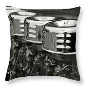 Fuel Throw Pillow