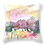 Fuente Obejuna 01 Throw Pillow