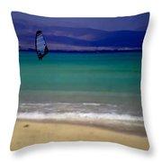 Fuerteventura Throw Pillow