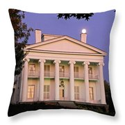 Full Moon ...  Throw Pillow