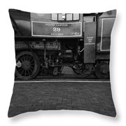 G C R 29 Throw Pillow