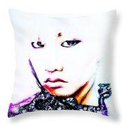 G-dragon Throw Pillow