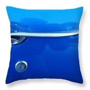 G M  Door Handle Throw Pillow