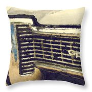 G P Throw Pillow