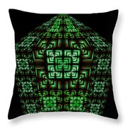G9 Throw Pillow