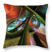 Gafx  Throw Pillow