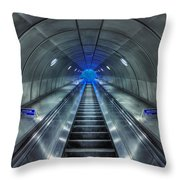 Galactic Quest Throw Pillow