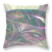 Galene Throw Pillow