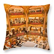 Galleries Laffayette IIi Throw Pillow