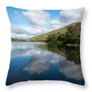 Galway Reflections Throw Pillow