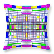 Game One Throw Pillow