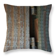 Gates Of Imperial Palace Throw Pillow