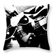 Gentlemen Husbands Throw Pillow