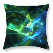 Geoprism Throw Pillow