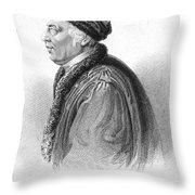 George IIi (1738-1820) Throw Pillow