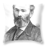 George Otto Trevelyan Throw Pillow