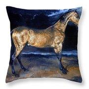 Gericault: Horse Throw Pillow