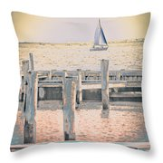 Get The Coffee Ready Throw Pillow