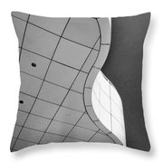 Getty 1 Throw Pillow