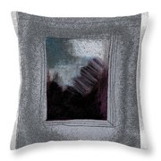 Ghost Stories The Argument Throw Pillow