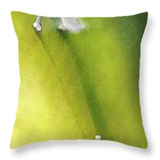 Ghoul In One Throw Pillow